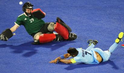 CWG Hockey: Sunil's late strike helps India edge past Wales